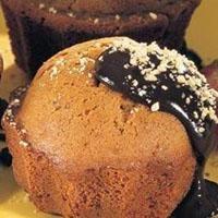 Çikolata Soslu Top Kek