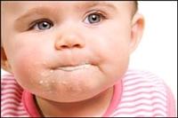 Bebeklerde Kusma Ve Nedenleri