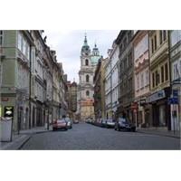 Prag'ın En Önemli Gezi Noktalarından - Mala Strana