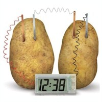 Patates Saati Potato Clock