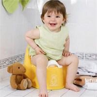 Bebeğe Tuvalet Eğitimi..Cam Patikler…