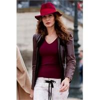 2012 Kış Sonbahar Şapka Modelleri