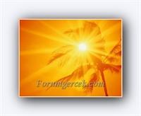 Yaz Hastalığı - Güneş Çarpması-nedenleri-belirtile
