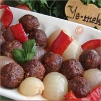 Soğan Kebabı (Gaziantep) (Resimli Anlatım)