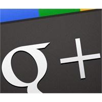 Google+ İle Canlı Video Sohbeti Yayında...