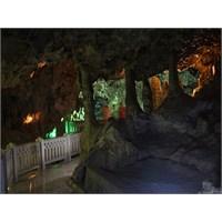 Doğa Harikası İnsuyu Mağarası