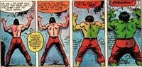 Hulk ın Zor Anı!