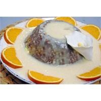 Meyveli Bisküvili Pasta