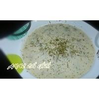 Yoğurtlu Taze Bakla Çorbası