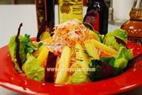 Farklı Kış Salatası