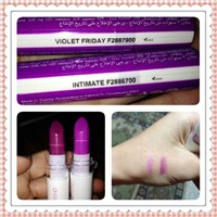 Avon Color Trend Ruj Violet Friday & İntimate