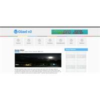 Güzel V2 Wordpress Teması