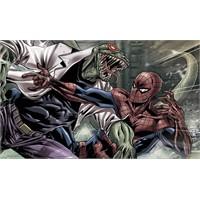 Örümcek Adam Filminden Görüntüler