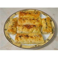Tavuklu Börek Tarifi, Yapılışı, Malzemeleri