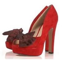 Fiyonklu Ayakkabı Modelleri