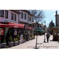 Ankara'nın Restore Edilmiş Evler: Hamamönü