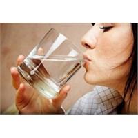 Su İçerek Zayıflanır Mı ?