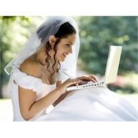 Zamane Gelini Düğünü İnternetten Planlıyor