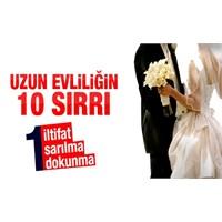 Evlilikte İhtiyaç Duyulan 10 Altın Kural