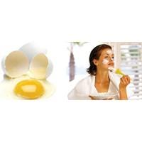 Cilt Maskenize Yumurta Akı Ekleyin