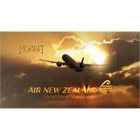 """Orta Dünya'dan Bildiriyoruz: """"Air New Zealand Sefe"""