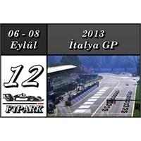 2013 İtalya Gp - Yarış Sonucu