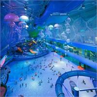 Dünyanın En Büyük Kapalı Su Eğlence Parkı