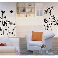 Duvar Stickerlari İle Dekorasyon