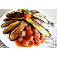 Patlıcanlı Kebap Ve Brüksel Lahanalı Köfte