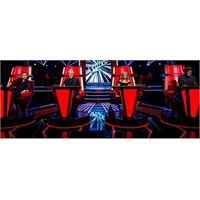 The Voice 2014 Uk'de Yeni Jüriler