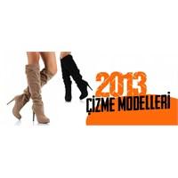 Dizüstü Çizme Modelleri 2013