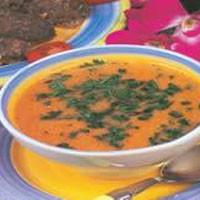 Taze Tarhana Çorbası !