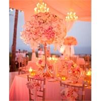 Düğün Dekorasyonunda Çiçeğin Gücü