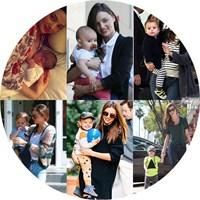 Ünlüler Ve Çocukları: Miranda Kerr Ve Oğlu Flynn