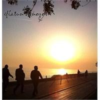 Güneşe Veda