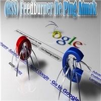 Feedburner (Rss) İle Otomatik Ping Atabilirsininiz