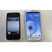 Galaxy S3 Ve İphone 4s İnceleme