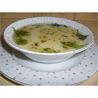 Pirinçli Bal Kabağı Çorbası