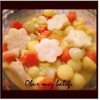 Kışın Çiçek Açtırmak/ Kök Sebze Güveci