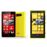 Nokia Lumia 820-920 Satışa Sunuldu!