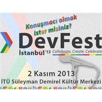 Devfest İstanbul'13, Konuşmacılarını Bekliyor