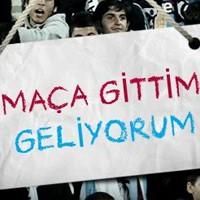 Maça Gittim Geliyorum…