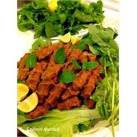 Çiğ Köfte Tarifi - Endinin Mutfagi
