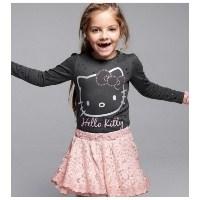 H&m 2014 Kız Çocuk Kıyafet Modelleri