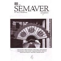 Semaver Öykü Dergisi - Sayi 4 - Ocak Şubat 2013