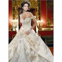 2013 Romantik Gelinlik Modelleri