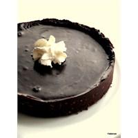 Çikolata Kremalı Tart