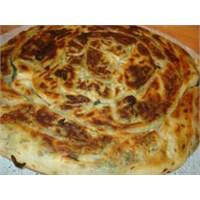 Ispanaklı Tava Böreği Tarifim