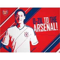 Mesut Özil Arsenal'de