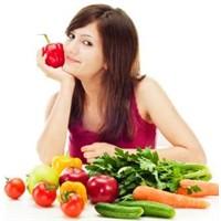 Besinlerin Renklerine Göre Değeri
